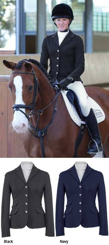 Shires Ladies Sloane Show Jumping / Dressage Jacket