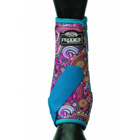 Weaver Prodigy Performance Boots - Paisley - 4-Pack