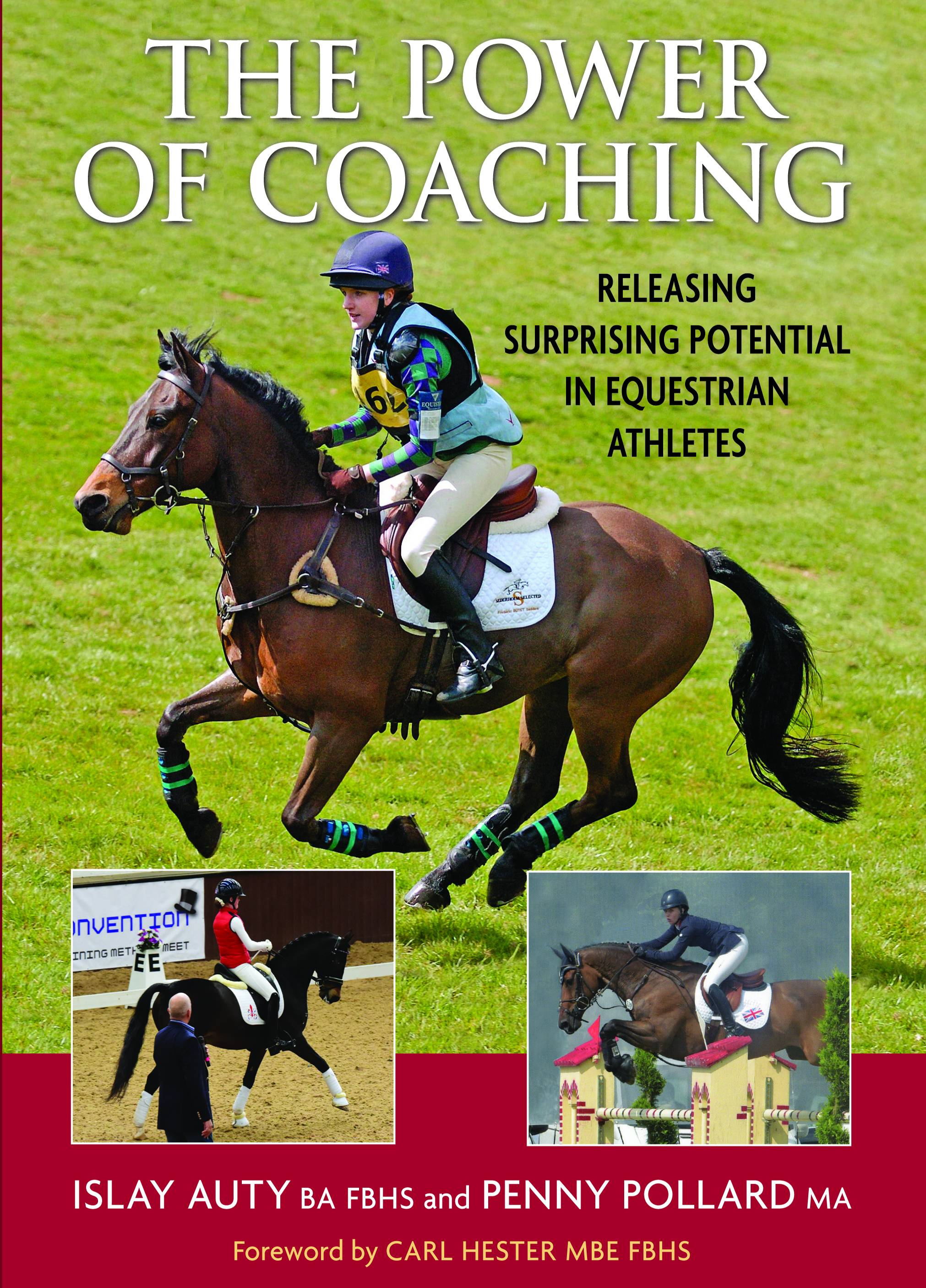 The Power Of Coaching: Releasing Surprising Potential In Equestrian Athletes