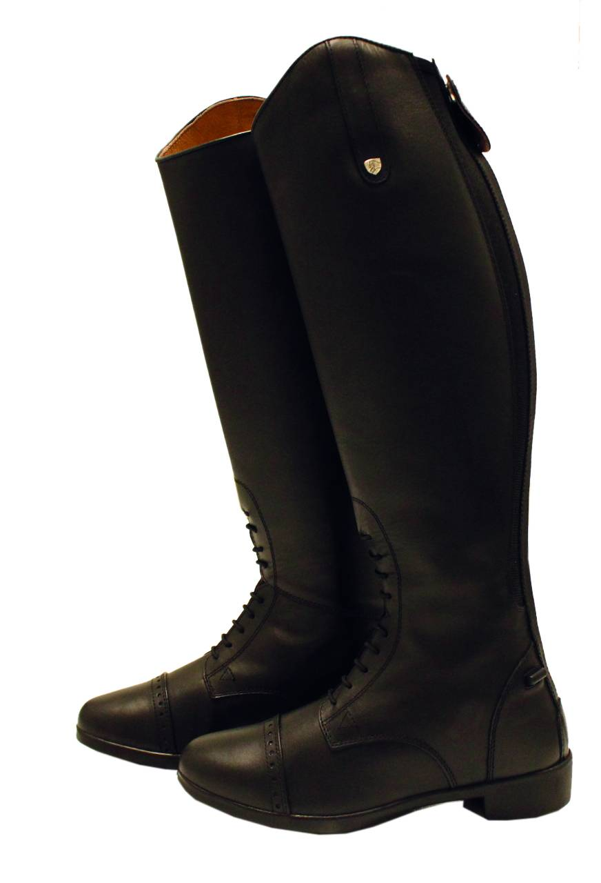 Horseware Ladies Tall Leather Riding Boots