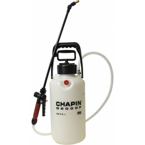 Gp Series Wide Mouth Poly Sprayer