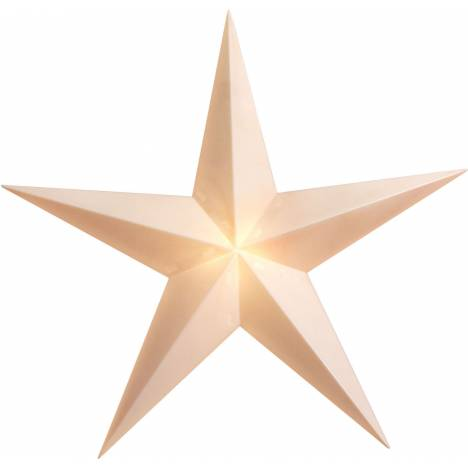 General Foam Plastics Illuminated Decor Star