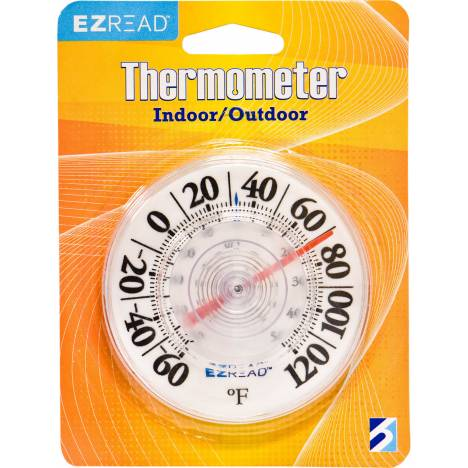 Headwind Consumer Suction Cup Dial Thermometer