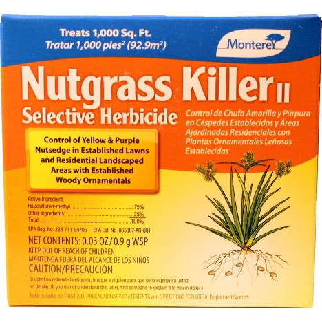 Monterey Nutgrass Killer Foil Pack