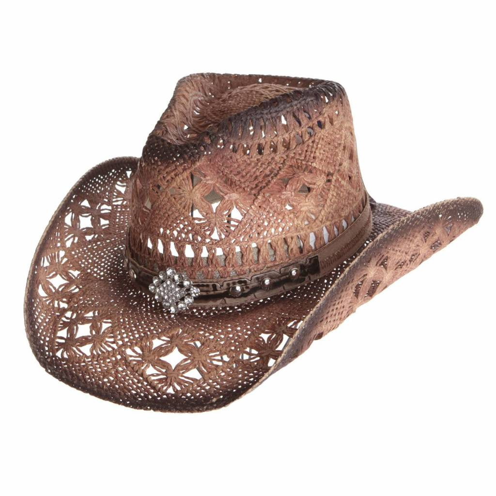 Bullhide Run A Muck Magnificent Straw Cowboy Hat