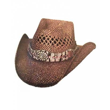 Bullhide Sassy Cowgirl Cool Girl Straw Hat