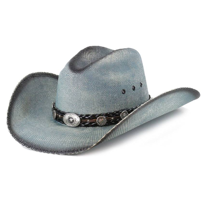 Bullhide Sassy Cowgirl Into You Straw Hat