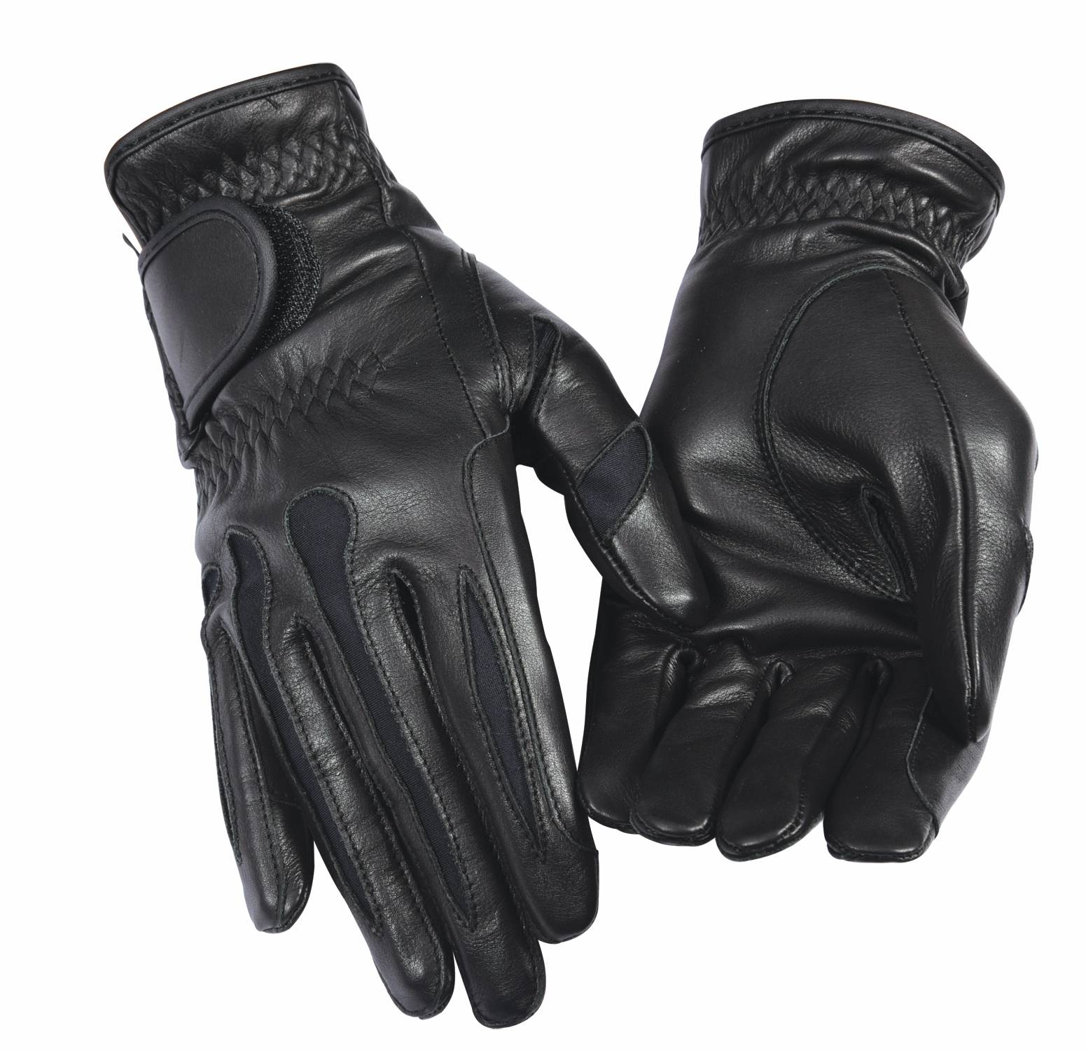 Equine Couture Ladies Leather Summer Gloves