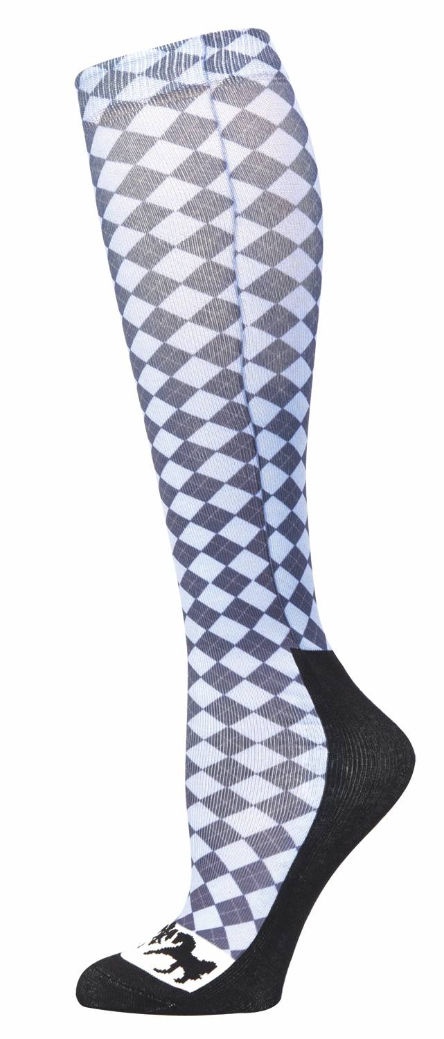 Equine Couture Ladies Isabel Padded Boot Socks