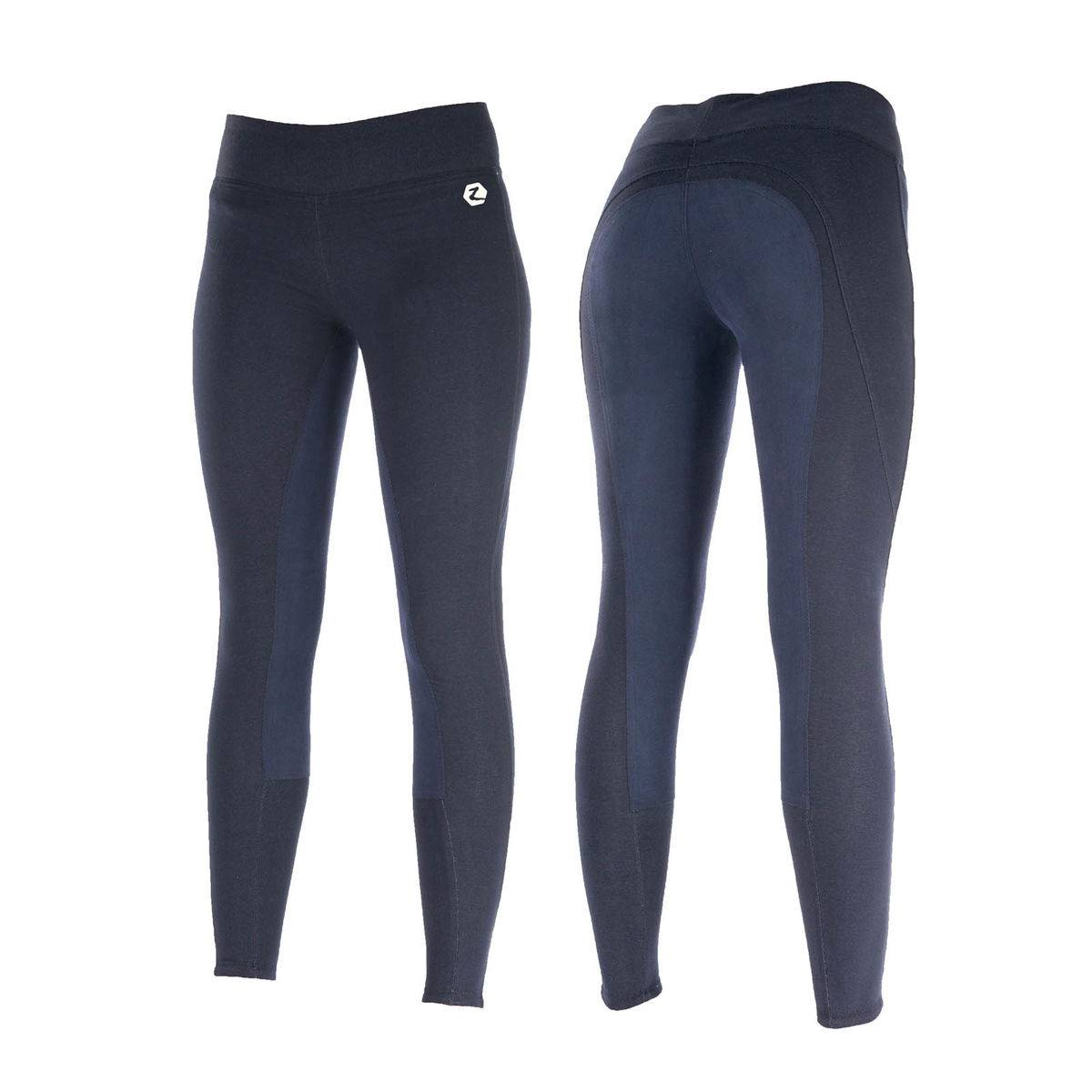 Horze Ladies Active Full Seat Summer Tights