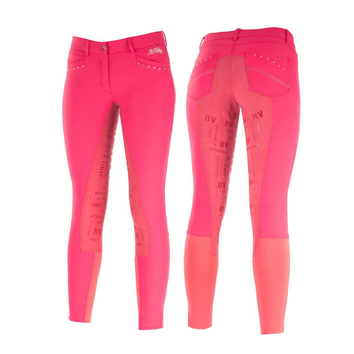 B Vertigo Ladies Olivia Luxury Full Seat Breeches