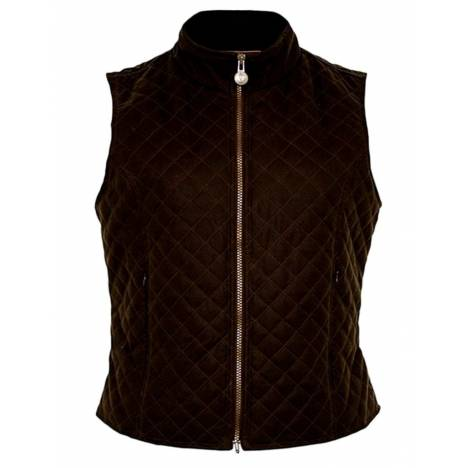 Outback Trading Ladies Quilted Vest