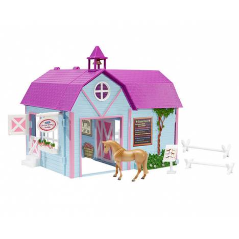 Breyer Stablemates Horse Crazy Stable