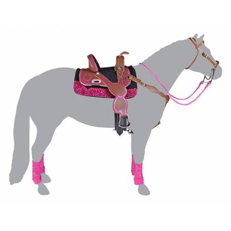 Breyer Traditional Barrel Racing Tack Set