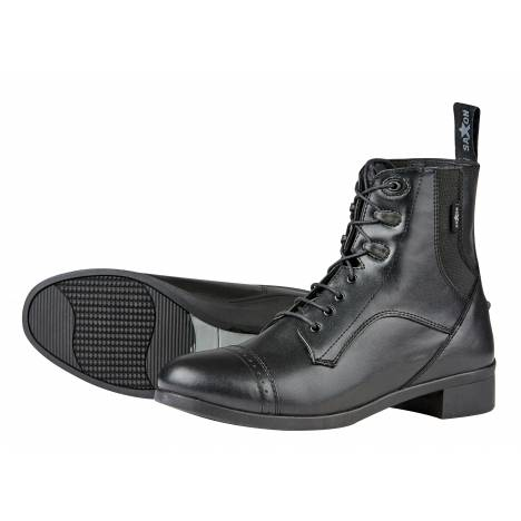 Saxon Ladies Syntovia Lace Paddock Boots
