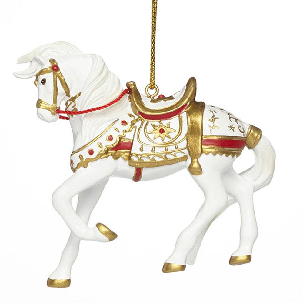 The Trail Of Painted Ponies Royal Holiday Ornament