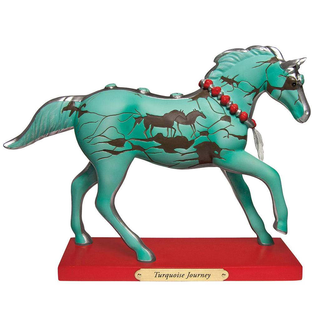The Trail Of Painted Ponies Turquoise Journey