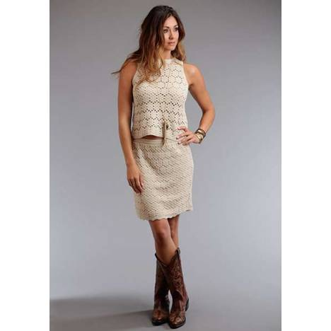 Stetson Ladies Summer II Double Knit Lace Skirt