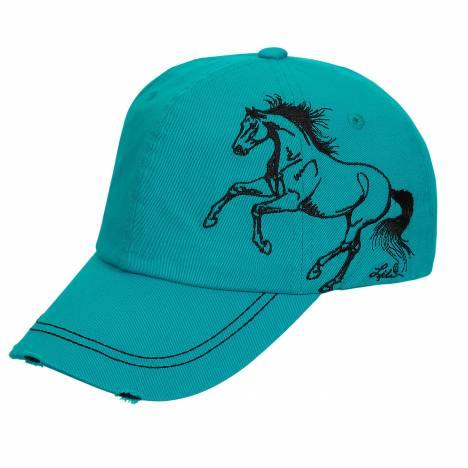 Kelley Ladies 3-D Galloping Cap
