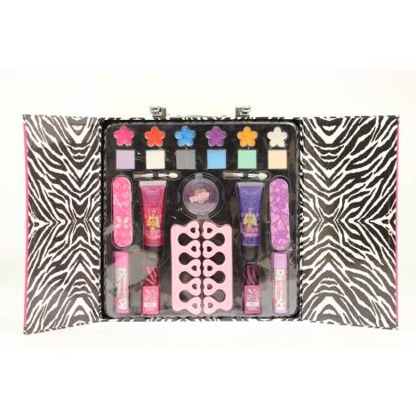 M&F Western Beauty Collection Girls Cosmetics In Square Case