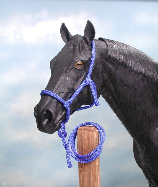 Tough-1 Poly/Rope Shipping Halter