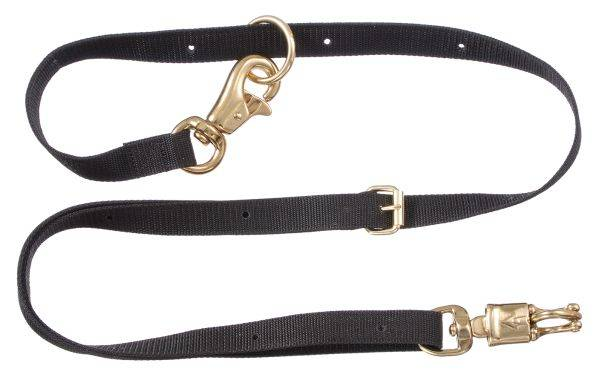Adjustable Buckle Cross Tie