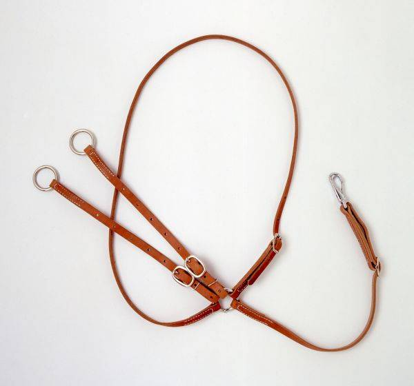 Performers 1st Choice Leather Martingale
