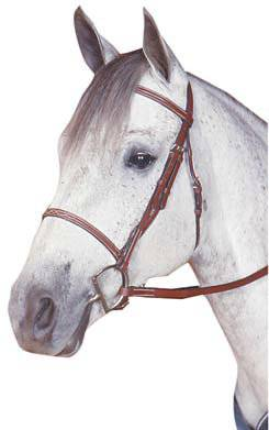 Kincade Raised Fancy Stitched Bridle