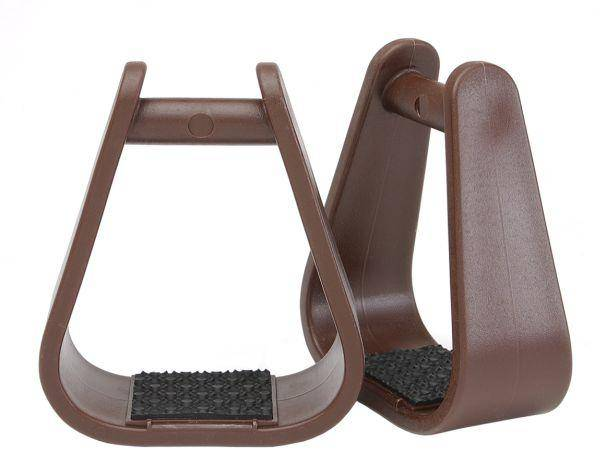 Royal King Polymer Pony Stirrups- No Foot Pads
