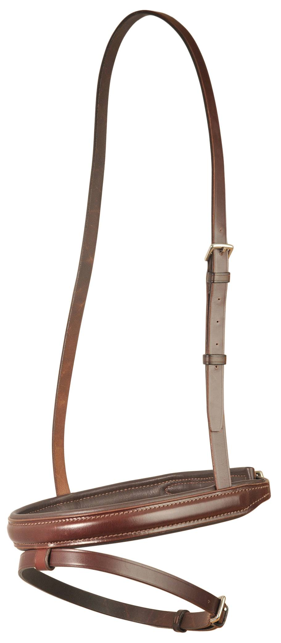 CourbetteWide Self Padded Flash Noseband