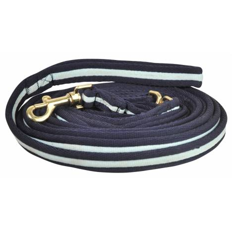 McAlister Cushion Web Lunge Line with Loop Handle