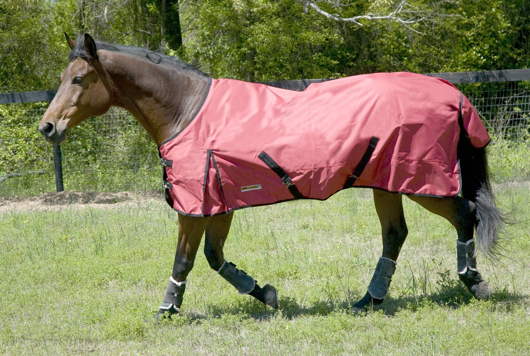 McAlister 600D RipStop Waterproof Turnout Sheet