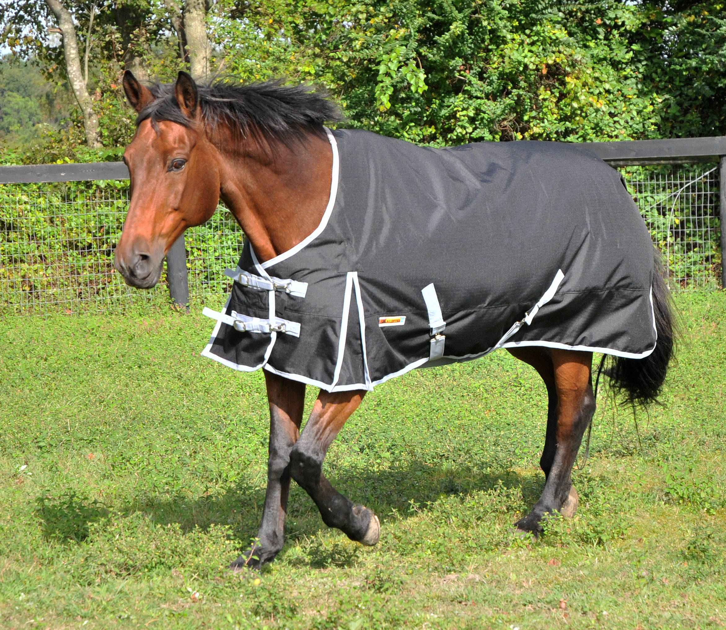 McAlister 1200D Ripstop Waterproof Heavyweight Turnout Blanket