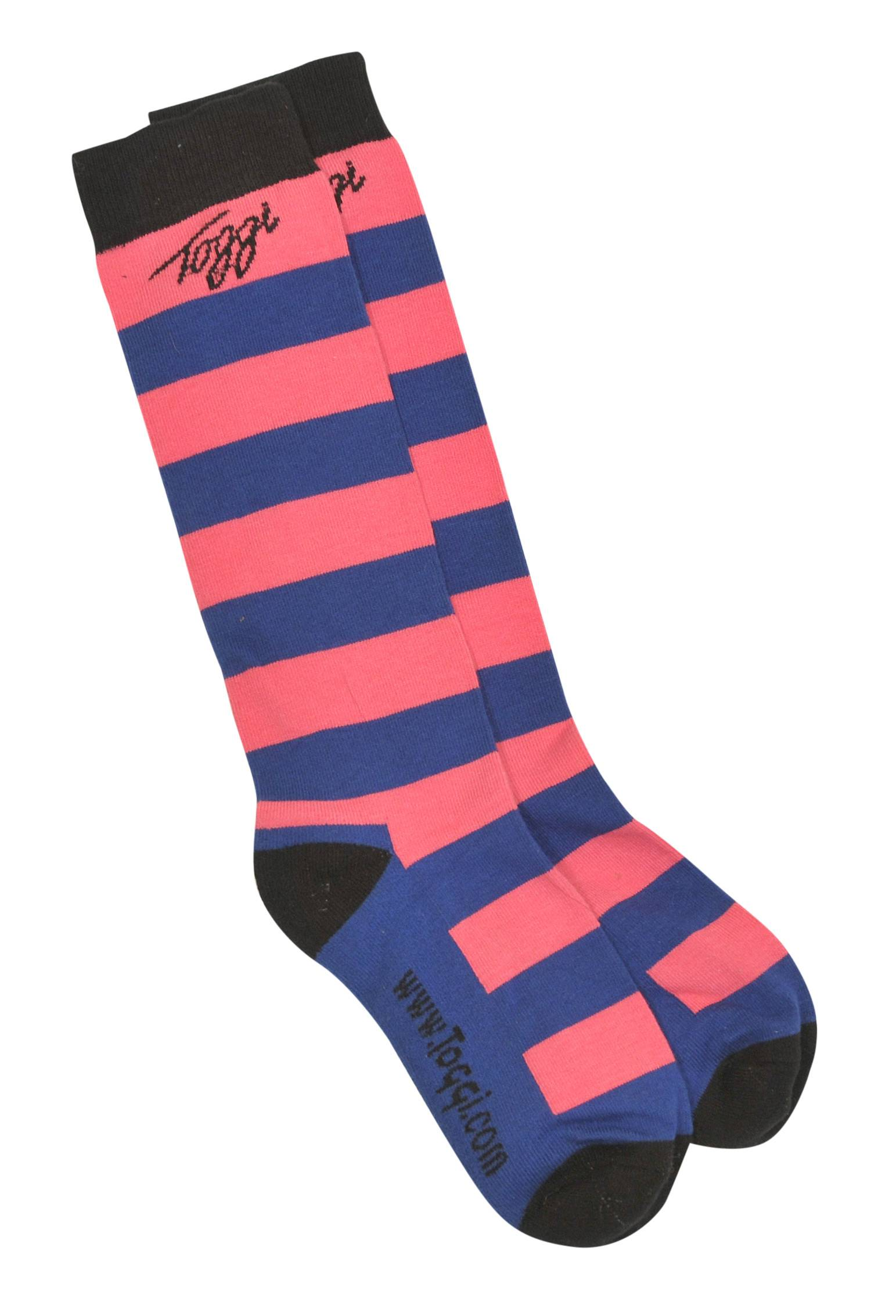 BRAND NAME Stripe Socks
