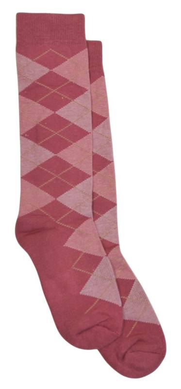 BRAND NAME Bamboo Argyle Socks