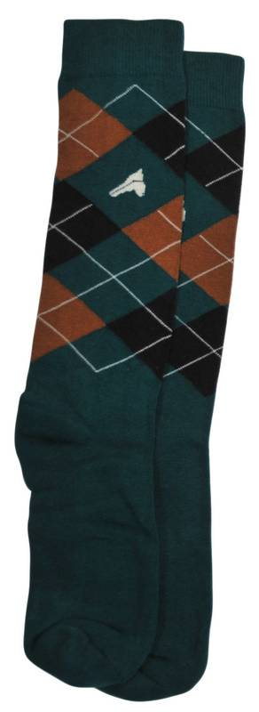 BRAND NAME Argyle Socks