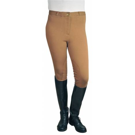 Ashley Ladies Classic Breech with Clarino Knee Patch