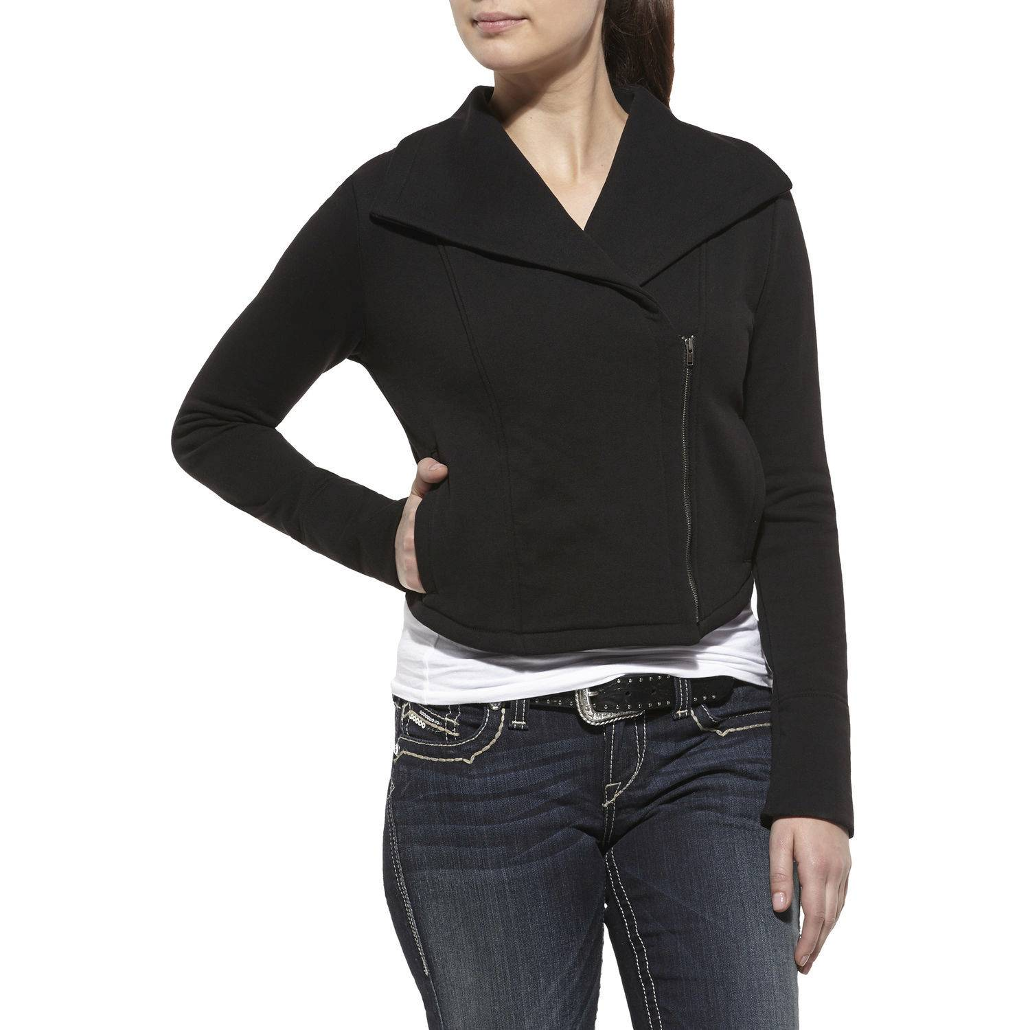 ARIAT Women's Briones Fleece Zip Jacket