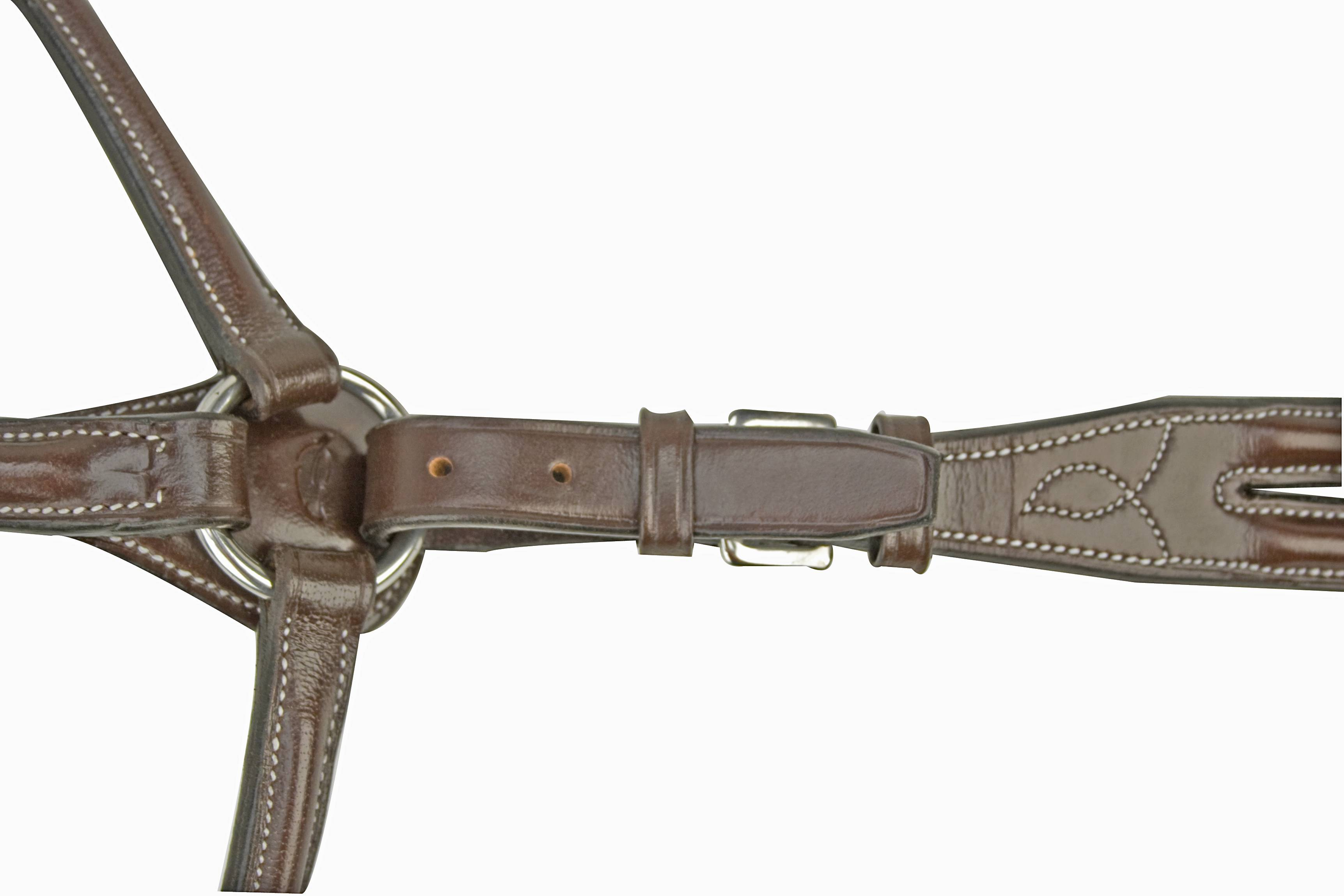 Toklat Silverleaf Square Raised Breastplate With Standing Attachment