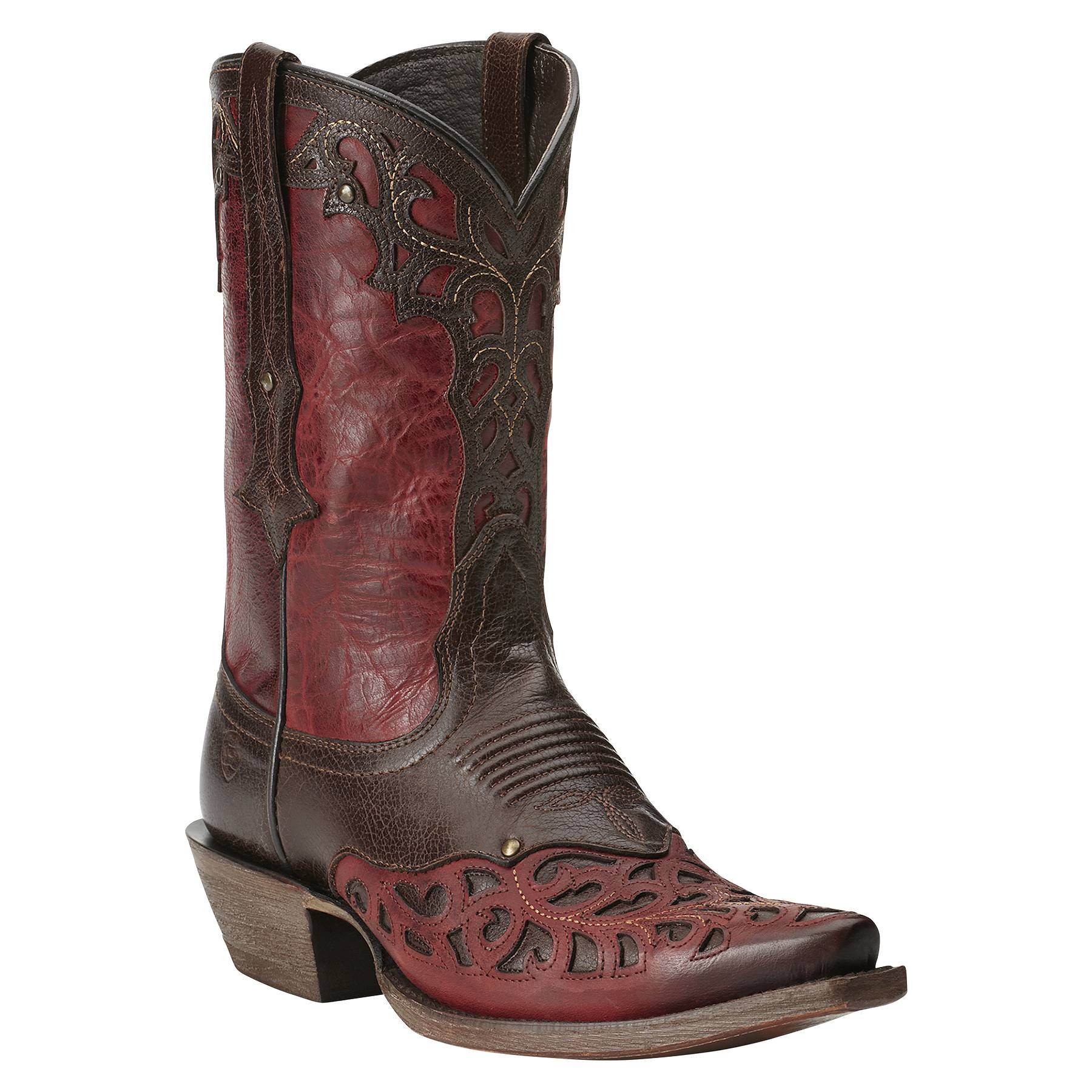 OPEN BOX ITEM: Ariat Women's Vera Cruz Western Boot