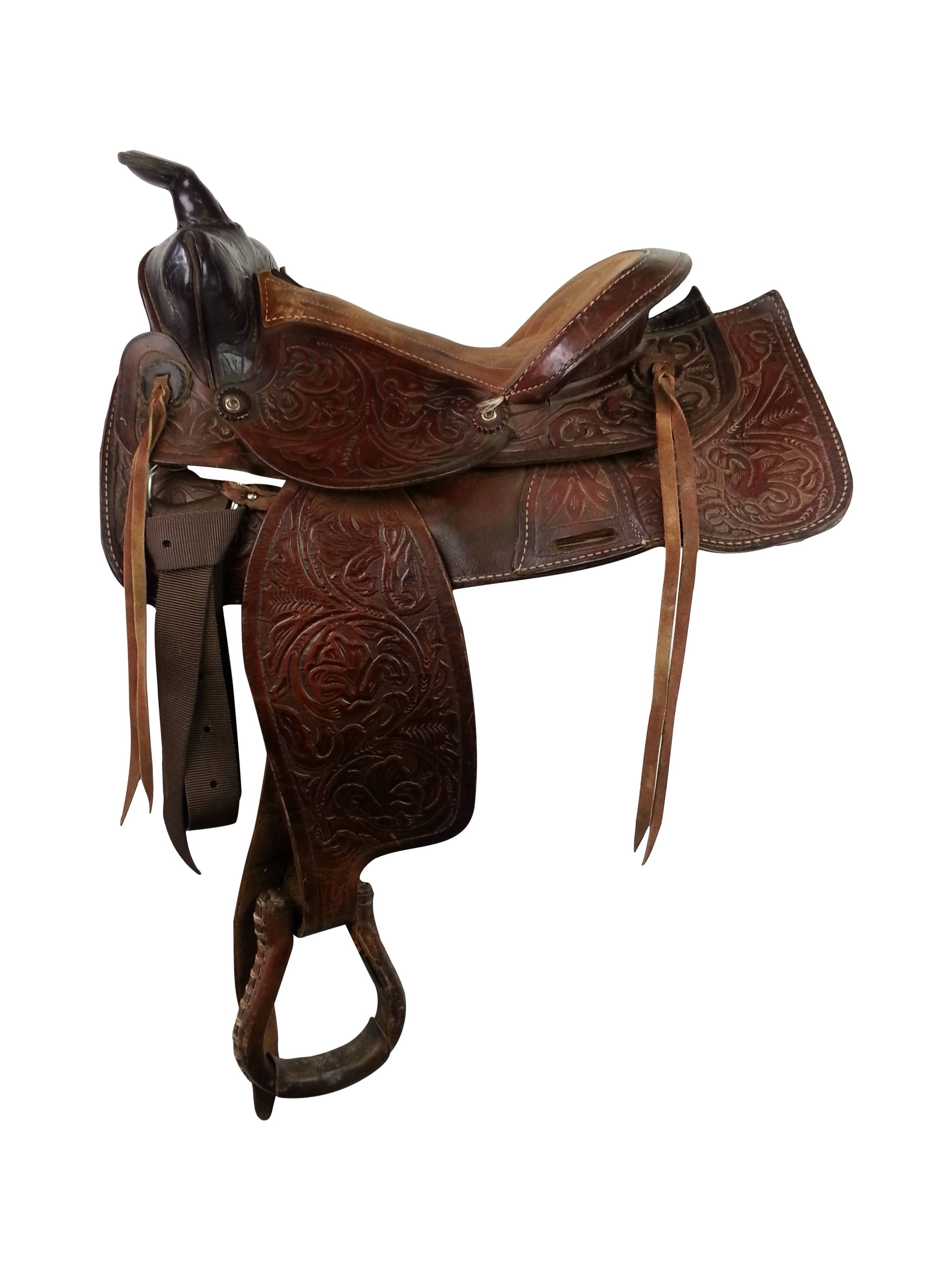 Used - Sand Mountain Youth Saddle