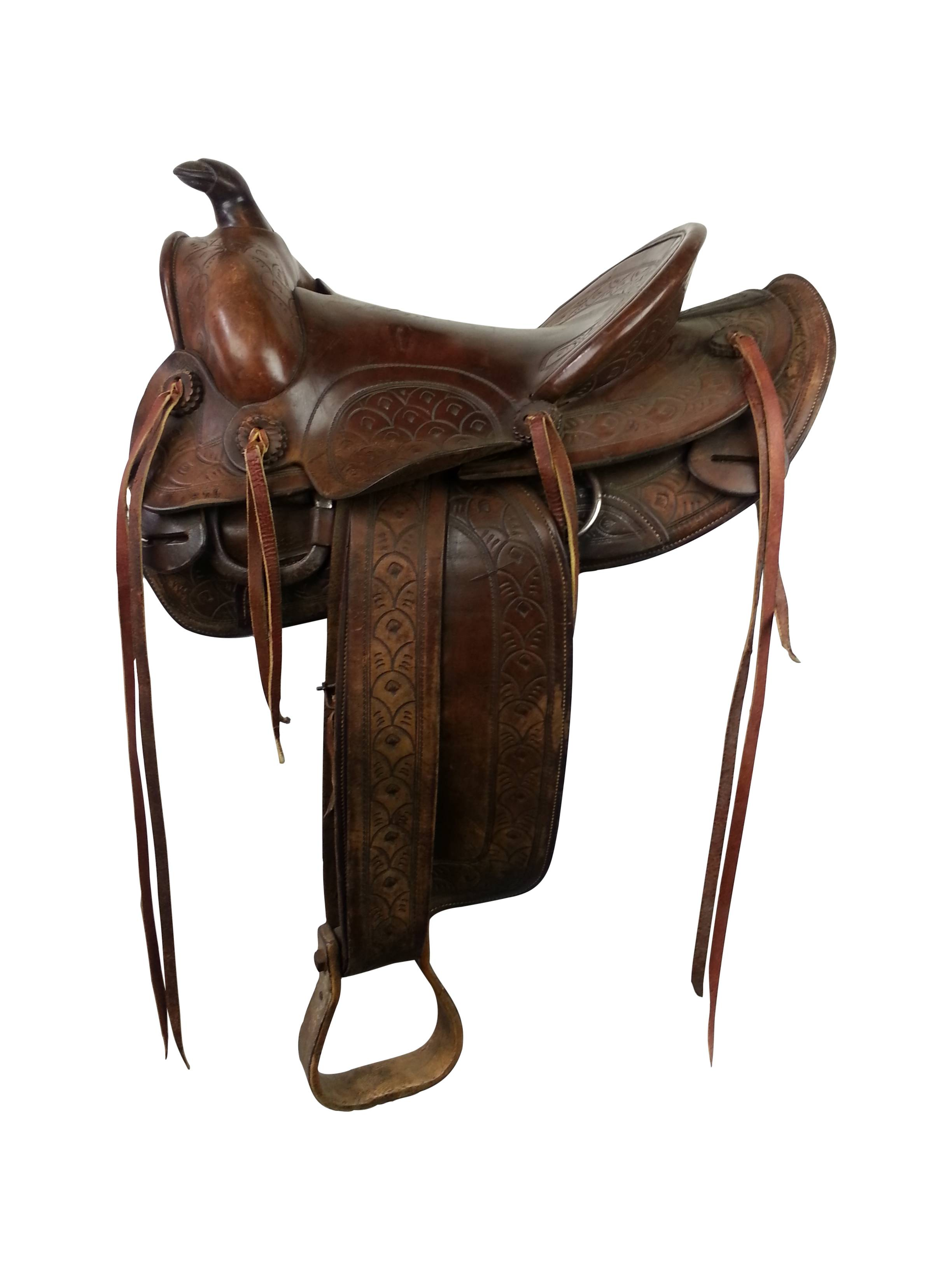 Used - Straus Bodenheimer Saddle