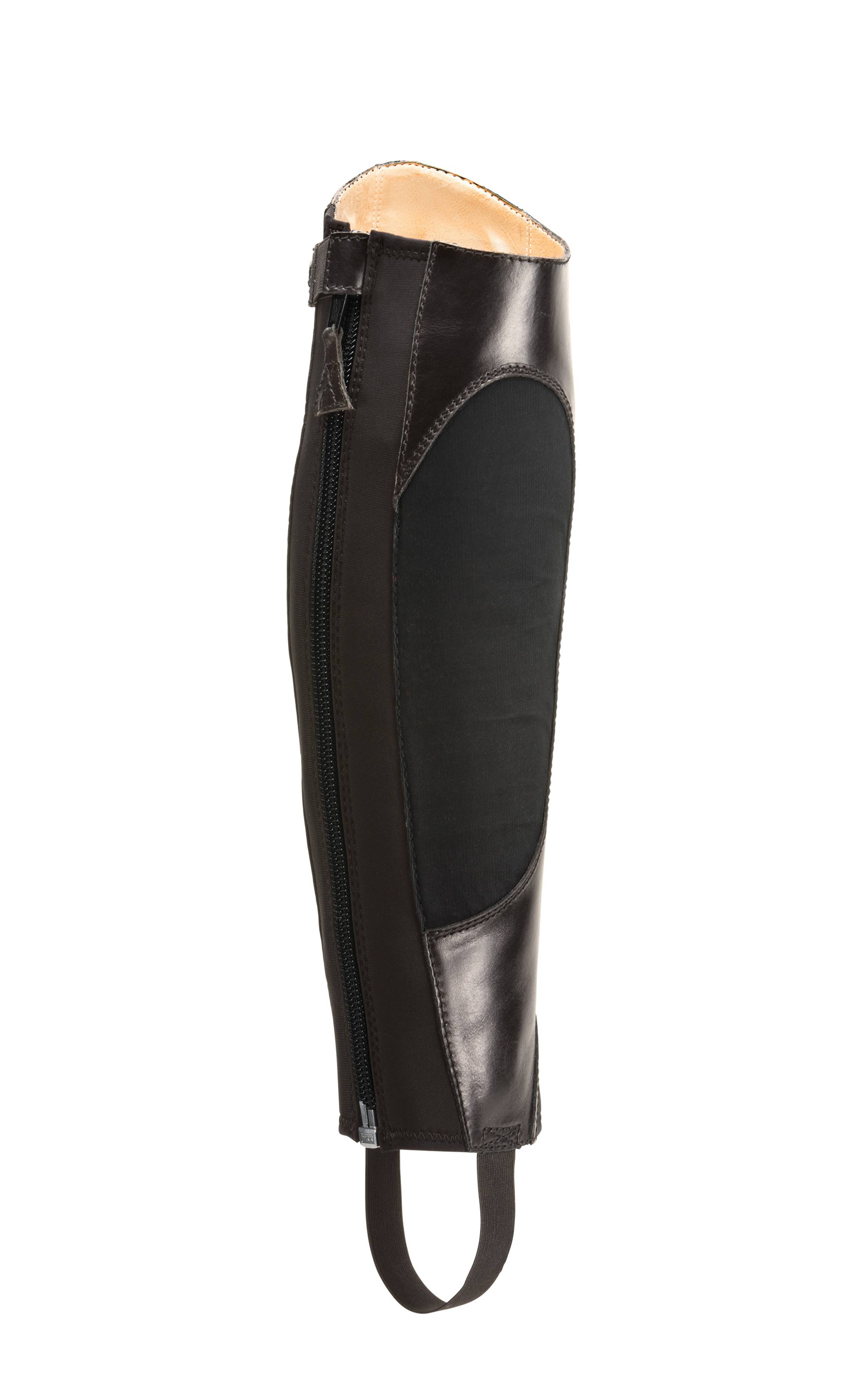 Justin Half Chaps - Chocolate Brown