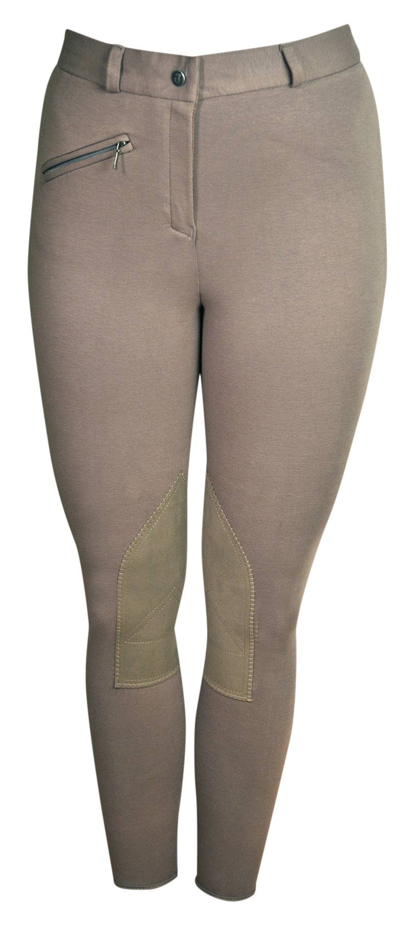 Ashley Ladies Clarino Knee Patch Breech