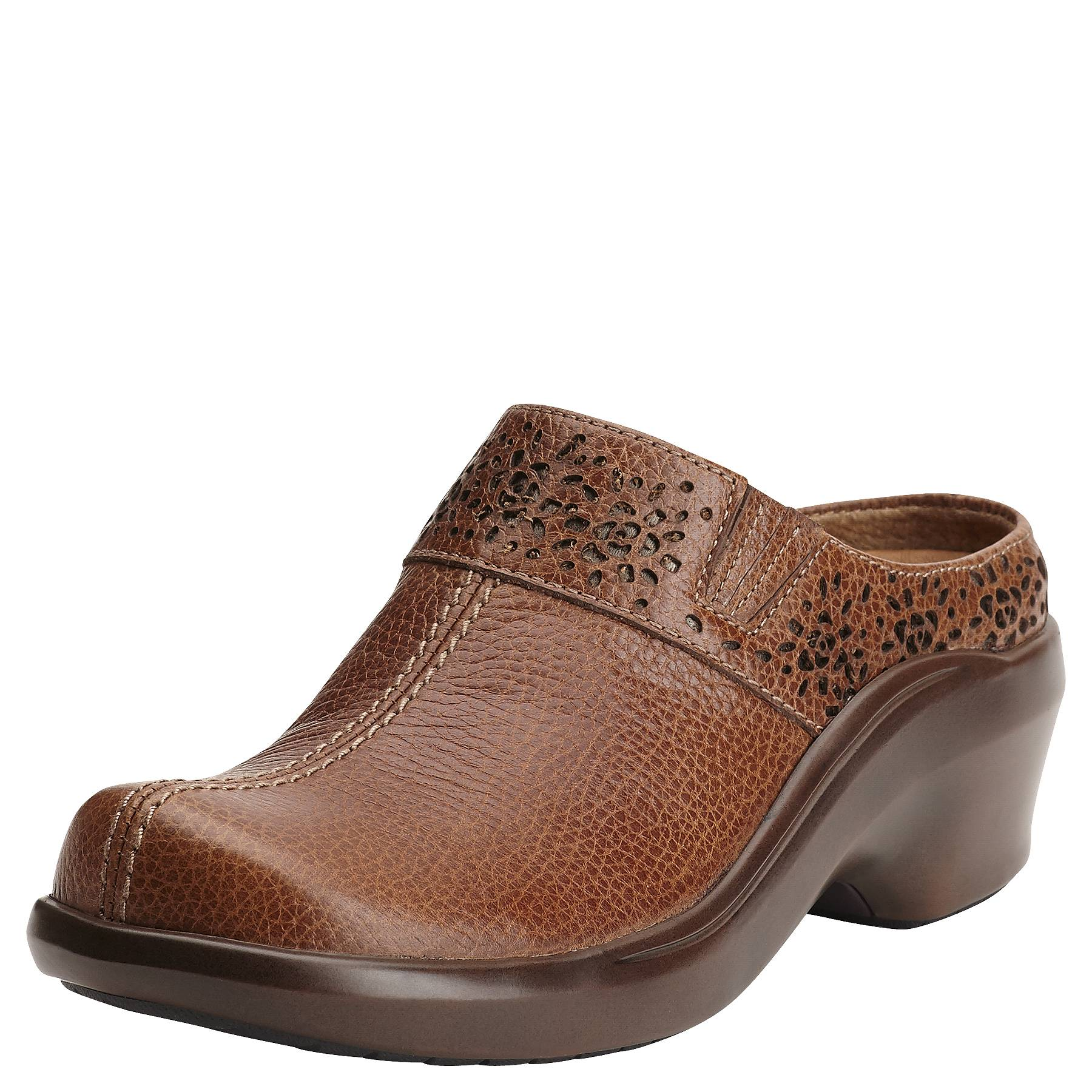 Ariat Ladies Santa Cruz Mule - Almond