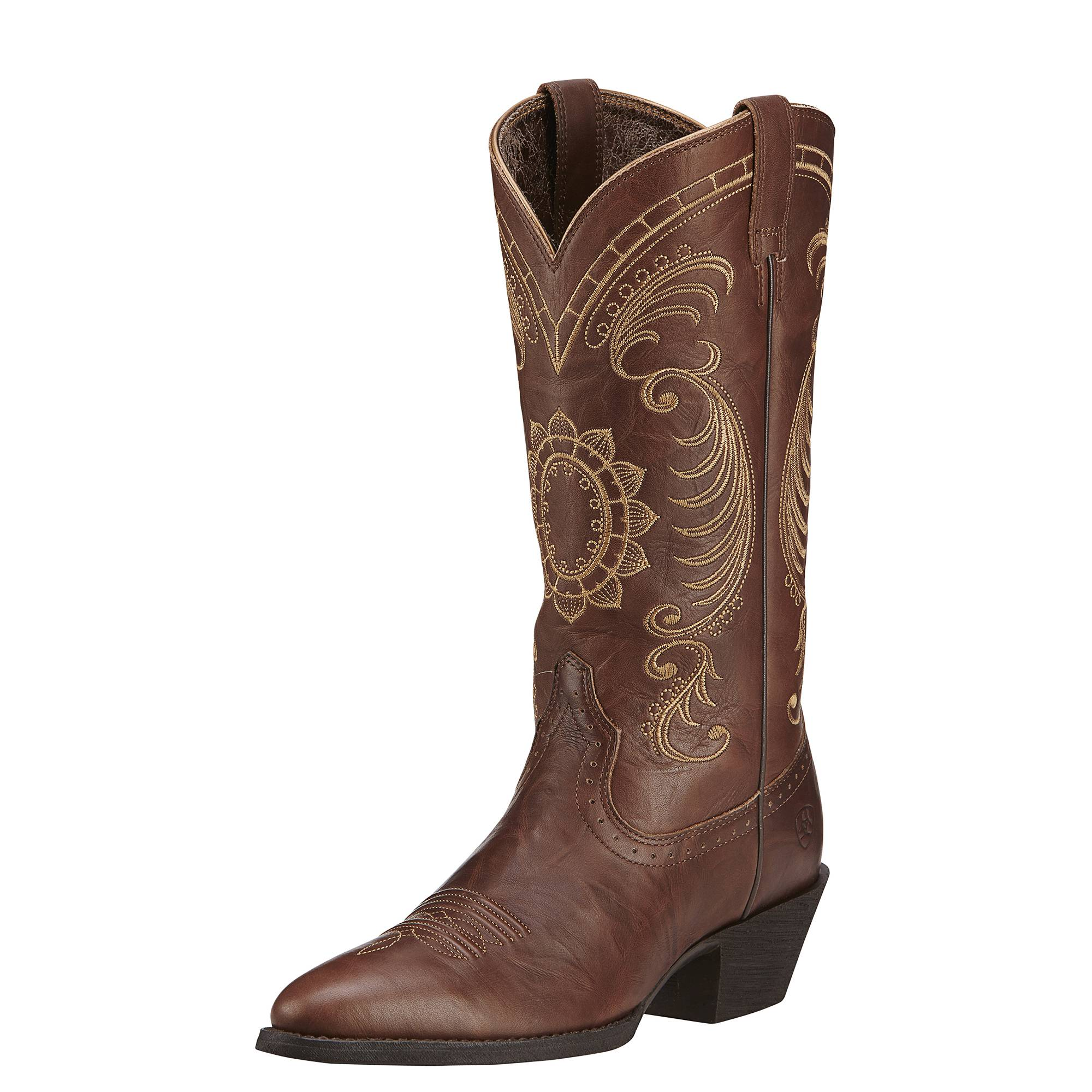 Ariat Ladies Magnolia Boot - Cinnamon Scrunch