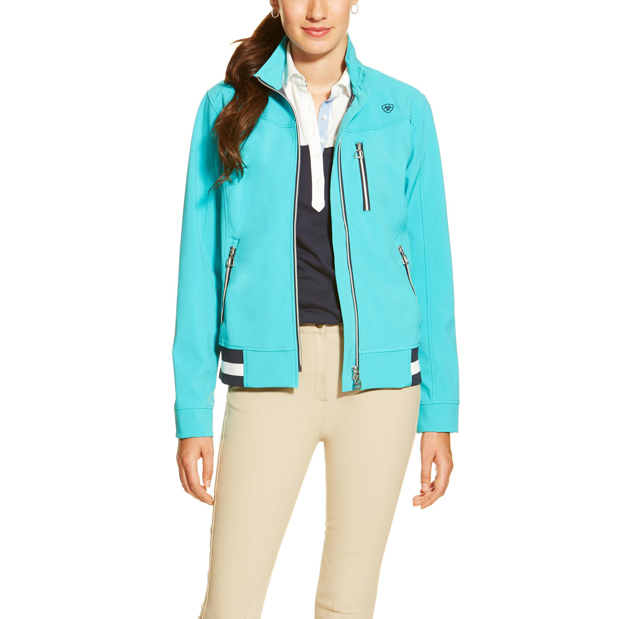 Ariat Ladies Egan Jacket - Bluebird