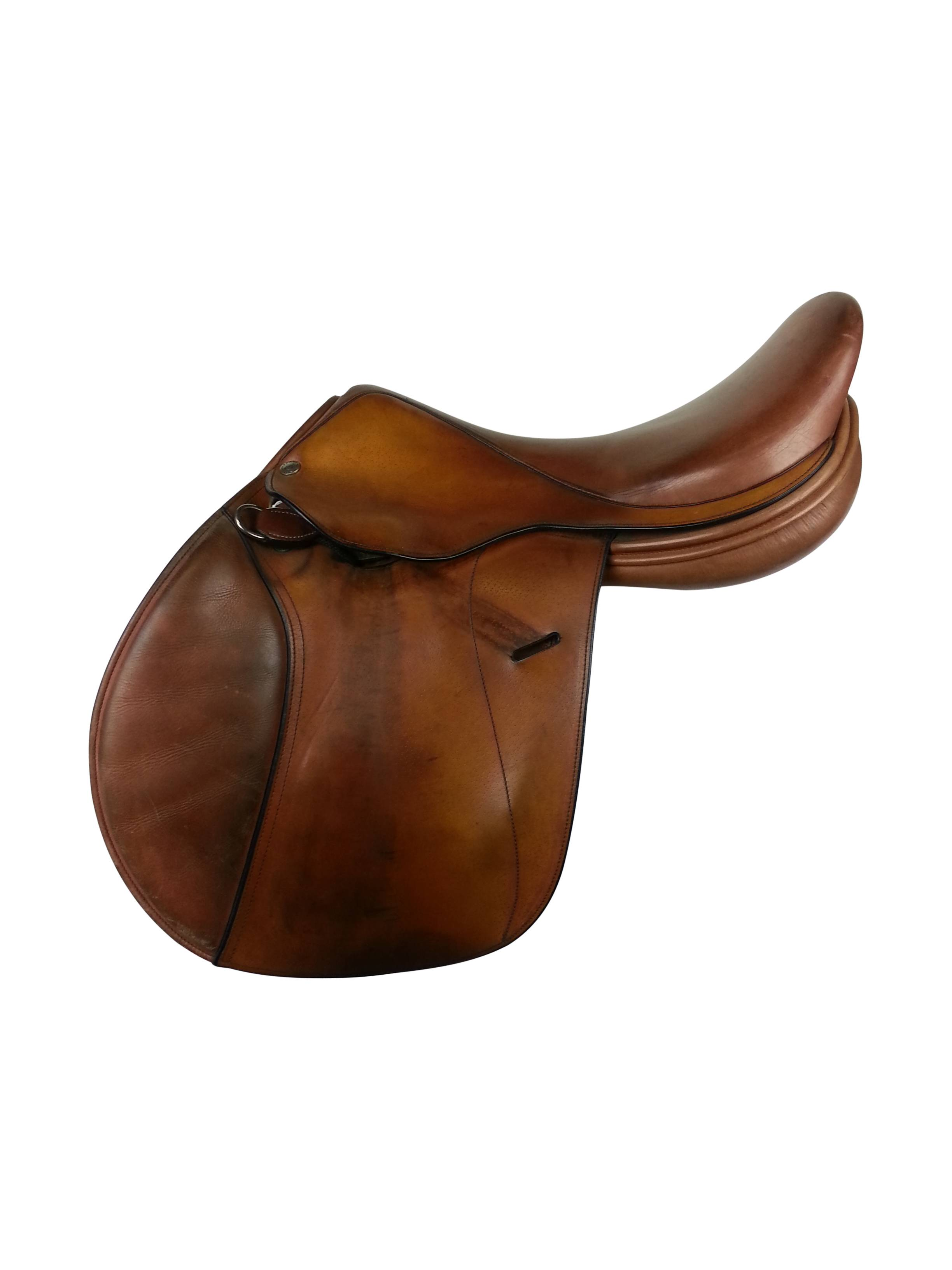 Used - Frank Baines Reflex Close Contact/Jump Saddle