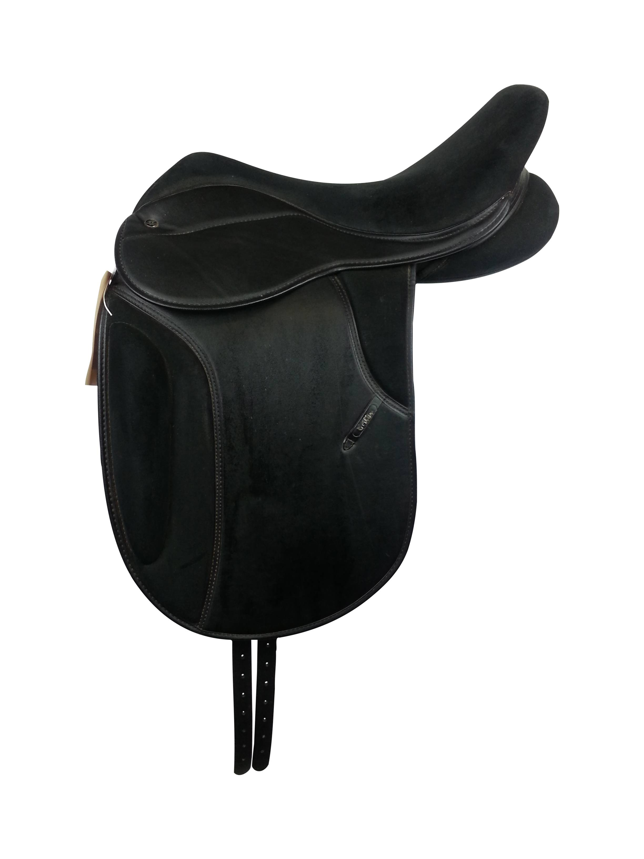 Used - Thorowgood Griffin Synthetic Dressage Saddle