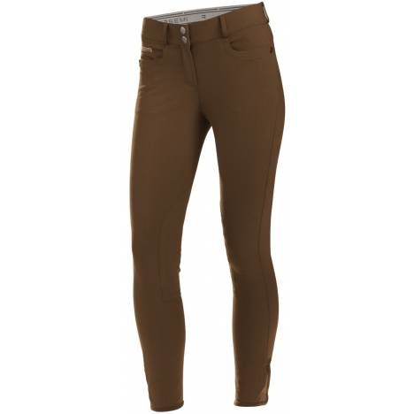 Gersemi Ladies Sigyn Knee Patch Breeches - Brown